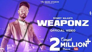 Weaponz – Romey Maan