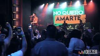 No Quiero Amarte (Deezer Next Live Session, Miami)