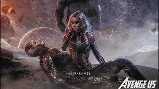 "AVENGERS 4 (2019) ""Avengers end game"" MCU tribute trailer [FAN MADE]"
