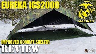 Eureka ICS 2000 One Man Combat Tent (Improved Combat Shelter)