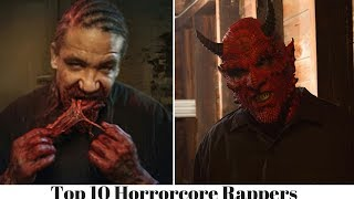 Top 10 Horrorcore Rappers Of All Time