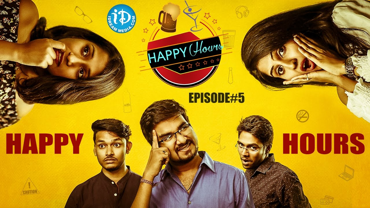 Happy Hours – Web Series