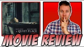 A Quiet Place (2018) - Movie Review (A John Krasinski Film)