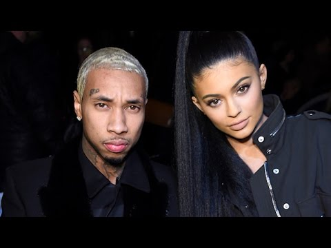 Kylie Jenner Watches Tyga's First 'Keeping Up With the Kardashians' Appearance -- When She Was 14!