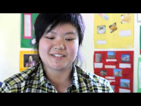 Amy from China talks about the High School Preparation program offered by the Queensland Government Schools