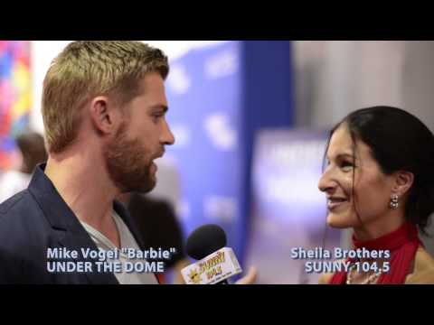 Go Under the Dome with Barbie aka Mike Vogel - YouTube