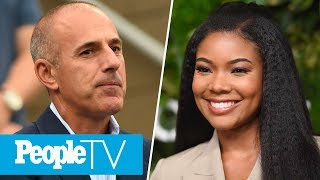 Matt Lauer Breaks His Silence To Address Allegations, Gabrielle Union On Cosby Verdict | PeopleTV