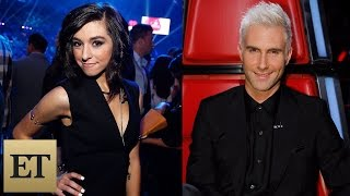 Watch Adam Levine Perform an Emotional Tribute to Christina Grimmie on 'The Voice'