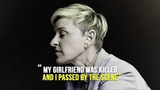STORY OF ELLEN DEGENERES | A Heartbreaking Motivational Video