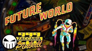 Future World - Zaccaria Pinball (Steam) - Crow Pinball