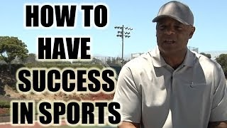 Warren Moon: How to have success in sports