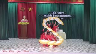 Múa -Tình Ta Biền Bạc Đồng Xanh - Cựu Giáo Chức Xã Kim Nỗ Đông Anh