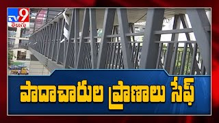 38 foot-over bridges coming up in GHMC limits..
