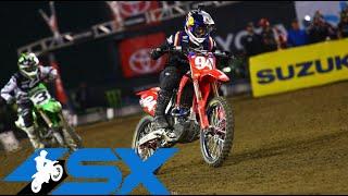 450SX Highlights: Oakland 2020 - Monster Energy Supercross