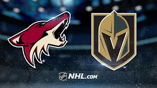 Marchessault, Smith lead Golden Knights to 3-2 OT win