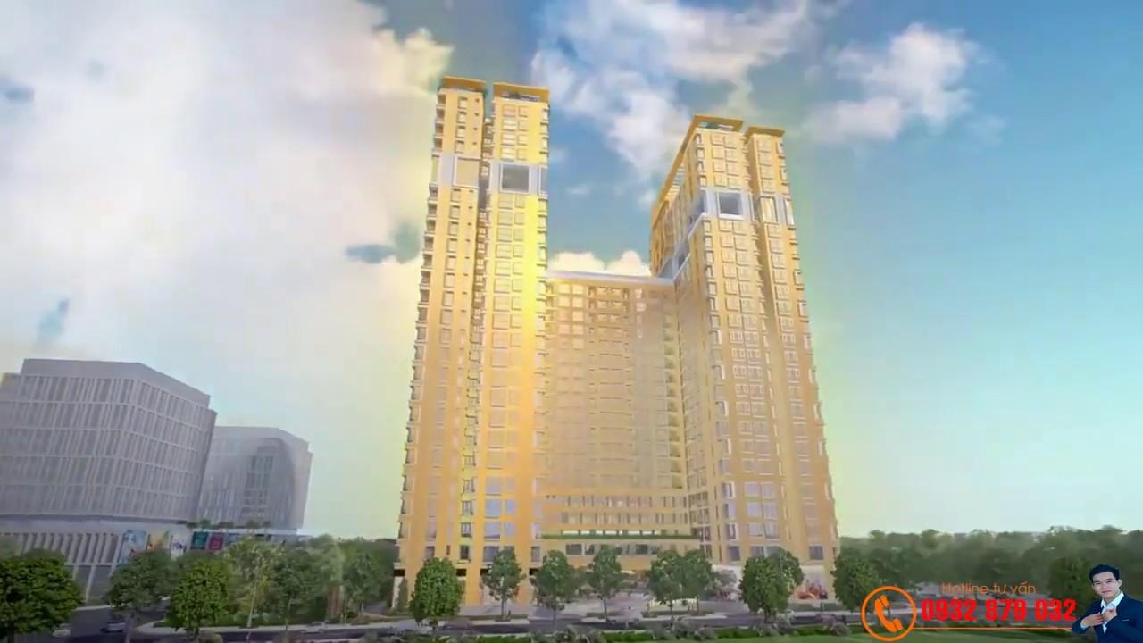Giá bán thật tại căn hộ The Golden Star Nguyễn Thị Thập, Quận 7 - hotline: 0932 879 032 video