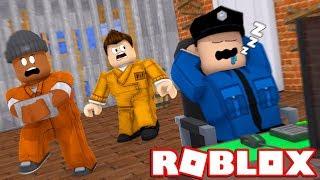 ROBLOX PRISON BREAKOUT OBBY