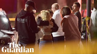Witnesses describe California bar shooting: 'He just kept firing'