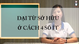[Học tiếng Nga] Bài 25: Đại từ sở hữu cách 4 số ít - Притяжательные местоимения в В.п   Việt Nga