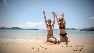 Nha Trang Promotion Video, 나트랑 프로모션 영상 / 하나투어 스티커