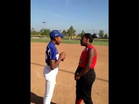 Softball vs. Baseball (Fancy Parody)