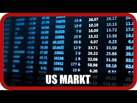 US-Markt: Dow Jones, Nvidia, General Electric, Boeing, Grönland