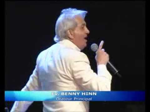 BENNY HINN 1er JOUR EN COTE D IVOIRE