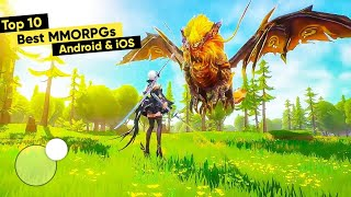 Top 10 Best MMORPG for Android & iOS 2021 | Top 10 New MMORPG Games for Android & iOS 2021