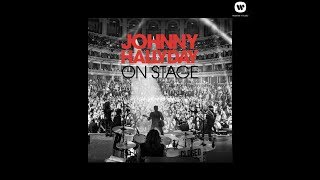 Gabrielle Johnny Hallyday On Stage 2013