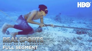 Freediving as a Sport or a Means of Surviving (Full Segment) | Real Sports w/ Bryant Gumbel | HBO