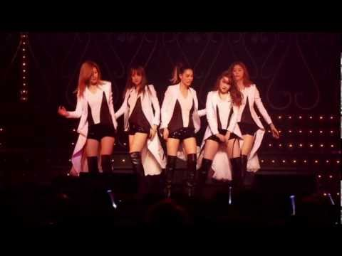 After School - Ah! Live Playgirlz Tour DVD