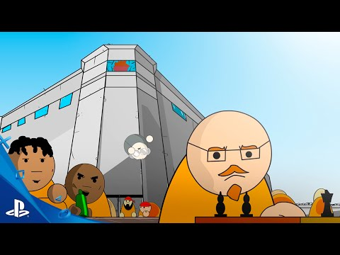 Prison Architect: PlayStation®4 Edition Trailer