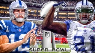 FINAL GAME SUPERBOWL 54 vs COLTS!  Madden 16 Career Mode Gameplay Ep. 58