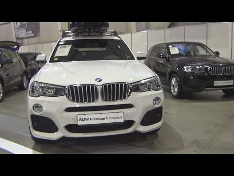 BMW X3 xDrive 30d (2015) Exterior and Interior in 3D