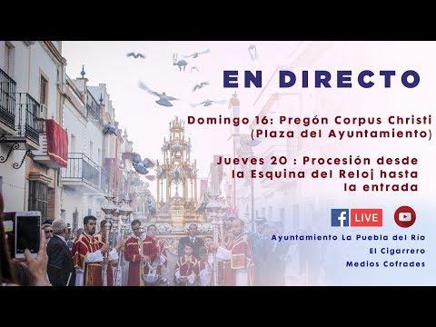 Procesión del Corpus Christi 2019
