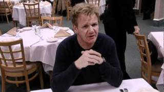 Gordon arrives at Trobiano's at 4.30 - Ramsay's Kitchen Nightmares