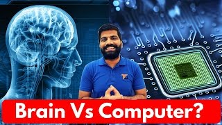 Human Brain Vs Computer | Neural Networks Explained