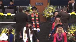2016 Thurgood Marshall College Commencement