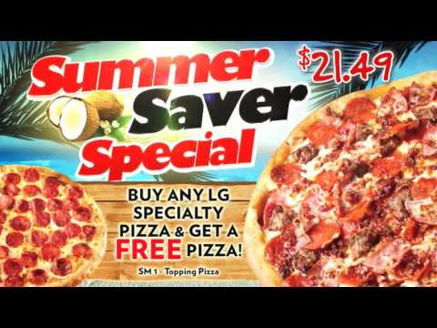 Marco's Pizza Summer Saver Special!