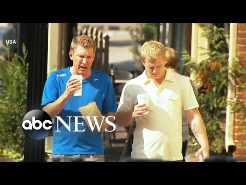 Reality-TV star Todd Chrisley's estranged son speaks out