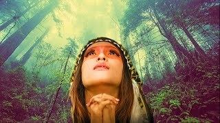 Relax Handpan & Native American Flute Music For Coffee, Study & Work [ Earth & Sky ]