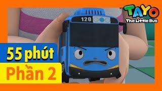 Tayo Phần2 Tập16-20 biên soạn l Tayo xe buýt bé nhỏ l Phim hoạt hình cho trẻ em