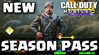 Season 9 Battle Pass and Ranked Rewards 1st Impressions in CoD Mobile