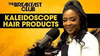 Jesseca Of Kaleidoscope Hair Products Talks Miracle Drops, Building Her Business + More