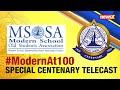 5 PM ONWARDS : Modern School Centenary Telecast | #ModernAt100