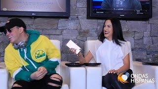 Bad Bunny revela su mujer ideal y acepta un reto / Entrevista 2017