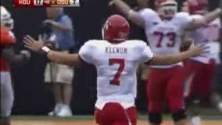 Houston shocks #5 Oklahoma State- 2009 Highlights