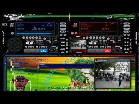 SKIN DJ' VIRTUAL PERSONALIZADO 2012.wmv