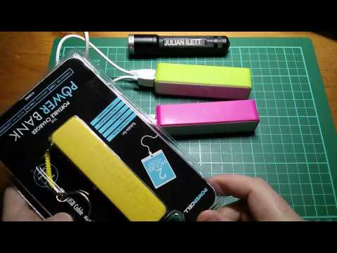 Invention: Poundland Powerbank Logic