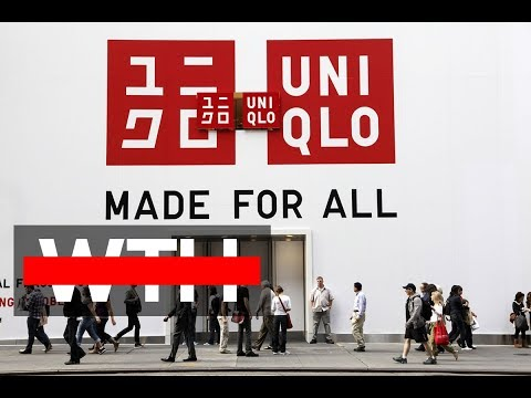 WHAT THE HELL IS UNIQLO?